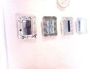Porslinsspeglar
